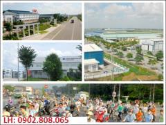 Bán gấp 300m2 đất đối diện kcn singapore, dễ kinh doanh