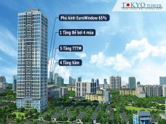 Xuất ngoại giao cc cao cấp tokyo tower vạn phúc,chỉ 20 tr/m2