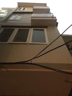 Chính chủ bán nhà phố trương định 30mx 5 tầng