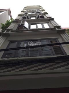Cần bán nhà ngay đầu phố nguyễn thị định  80m x 8 tầng