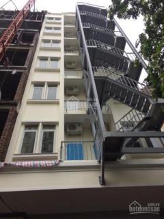 Cần bán khách sạn đình thôn 110m2 xây 9 tầng, 19 phòng