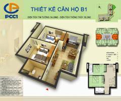 Bán căn hộ cc pcc1 complex hà đông - 900triệu.lh: 0941768818