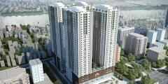 Bán lại căn hộ 2pn dự án nhà ở xã hội bright city hoài đức