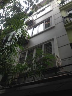 Nhà 5 tầng rất đẹp phường trung hòa, cầu giấy