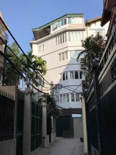 Bán nhà 6 tầng trong ngõ phố tô ngọc vân, quảng an, tây hồ.