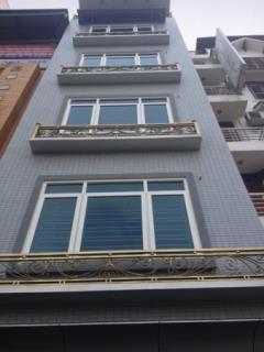 Bán nhà 6 tầng trong ngõ nguyễn khánh toàn, cầu giấy, hà nội
