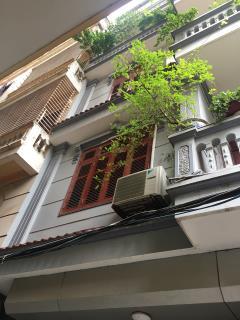 Bán nhà riêng tại đường trần quang diệu, đống đa, hà nội.