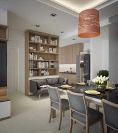 Bán căn hộ phúc yên 1, đầy đủ nội thất, đã có sổ hồng.