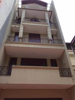 Cho thuê biệt thự phố nguyễn viết xuân, 90m2 x 5 tầng