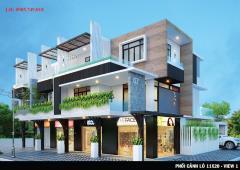 Bán nhà 2 mặt tiền xây sẵn - ngã 4 ngô quyền- cạnh cviên đại