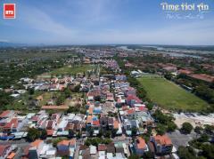 Đất 130m2 tiện kinh doanh ở trung tâm hội an, giá : 25tr/m2