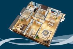 East sea apartment được thiết kế đạt chuẩn châu âu với hồ bơ