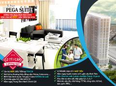 Căn hộ đáng để ở và đầu tư kiến trúc châu âu chỉ 20tr/m2