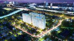 Bán căn hộ quận 9 giá rẽ 1,7 tỷ/ 68 m2. chủ đầu tư him lam