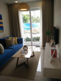 Cần bán căn hộ view biển cao cấp giá rẽ 900 tr/ căn, ck 3%.