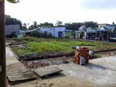 Bán đất nền dự án tại bình chánh nơi đầu tư an cư lý tưởng