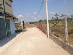 Đất xây xưởng 10x28 giá 500 triệu sổ hồng riêng