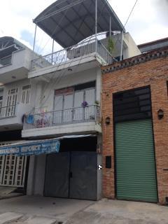 Nhà hẽm 1041 trần xuân soạn 5x 18m nhà 1 lầu có 6 p. trọ