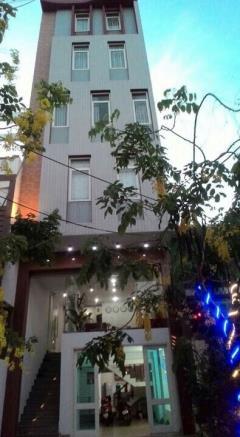 Bán hotel 35 dương trí trạch-đn-xây 2014-6 tầng-thang máy