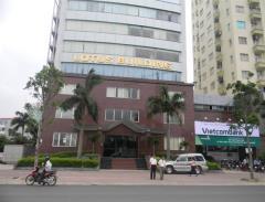 Cho thuê văn phòng tại tòa nhà lotus building  duy tân