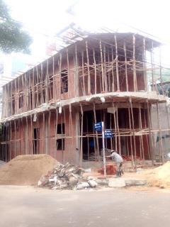 Bán nhà mới xây 2 mê, 2 mặt tiền, tô ngọc vân