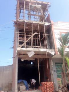 Bán nhà mới xây 2 mê, mặt tiền 508 đường tây sơn