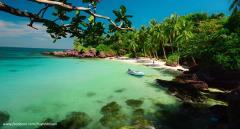 Bán đất phú quốc diện tích lớn có bờ biển làm du lịch