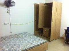 Cho thuê căn hộ 55 m2 gồm 2 phòng ngủ tại văn cao, ngô quyền