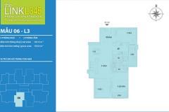 Bán căn hộ số 6 tòa l3 ciputra giá cực nét.