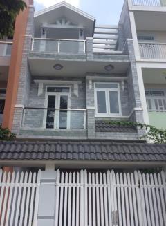 Bán nhà hẻm 5m trường chinh, p.14, tân bình, 6x17m, 2 lầu