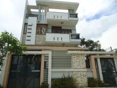 Bán villa hẻm 6m lê quang định, p11, b.thạnh, 8.7x25m, 3 lầu