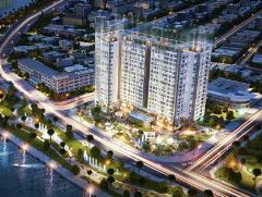 Hot - căn hộ quận 4 ở ngay giá chỉ 2,4tỷ tt50% lh 0911797906