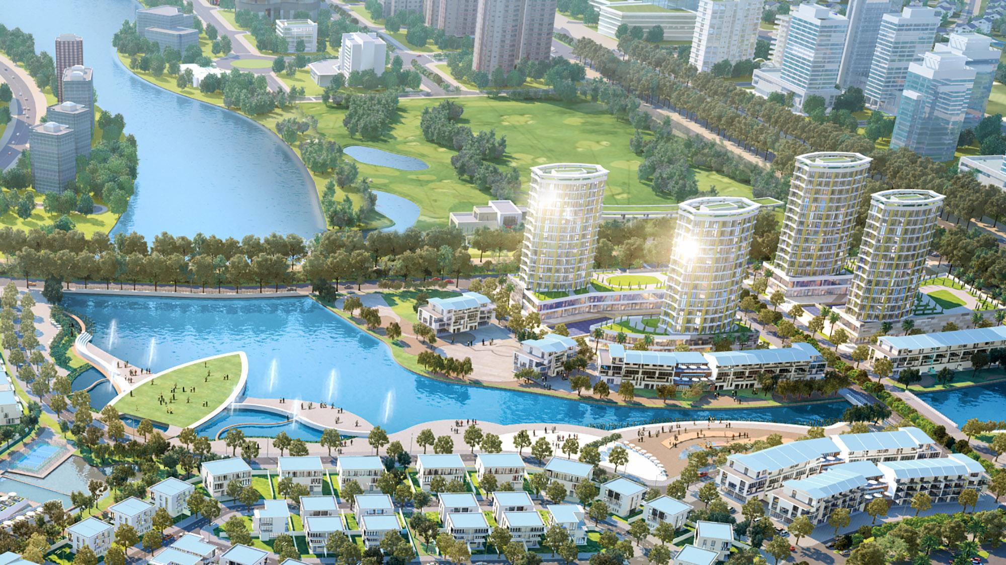 Aqua Bay Ecopark