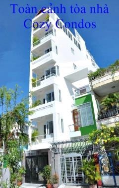 Cozy condos dịch vụ căn hộ cho thuê và khách sạn ở nha trang
