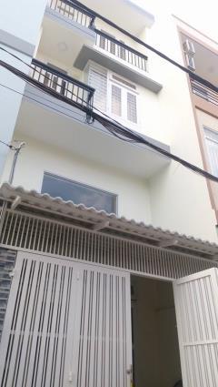 Cần bán nhà  4x13m, 2 lầu,1lững,hẻm 237/../.. phạm văn chiêu