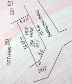 Đất giá rẻ cho người có thu nhập thấp-trung tâm tp đồng hới