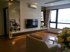 Cho thuê căn hộ times city 82m2 2 phòng ngủ giá 12 triệu