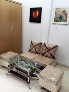 Cho thuê phòng trọ cao cấp tại quận 10 - phòng rộng rãi .