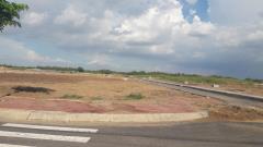 Đất mặt tiền tc 320tr/100m2, mt qlo 50,xây td,sổ đỏ riêng