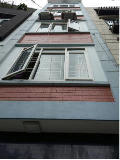Bán nhà 543 nguyễn trãi, 40m2 * 5 tầng, ngõ thẳng, hai mặt n