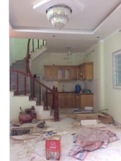 Chính chủ bán nhà 31m2 xây mới 4 tầng, xóm giếng yên xá  vq