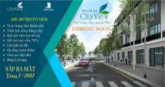 Sắp ra mắt dự án trong lòng thành phố tại hòa minh