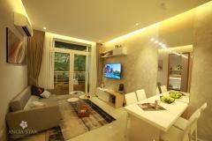 Bán căn hộ cao cấp bình tân, 50m2 900triệu, 65m2 1.1tỷ