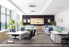 Văn phòng cho thuê hiện đại, thông minh khu vực duy tân