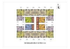 Chung cư gần bến xe mỹ đình chỉ 17tr/m2, đủ nội thất