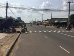 Bán đất thị trấn trảng bom, ngay mặt tiền quốc lộ