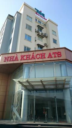 Tòa  ats building  số 252 hoàng quốc việt cho thuê văn phòng