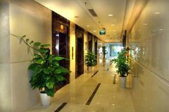 Cho thuê văn phòng tòa nhà icon4 đê la thành, mặt bằng đẹp