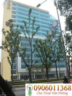 Tòa  an phú building 26 đường hoàng quốc việt cho thuê