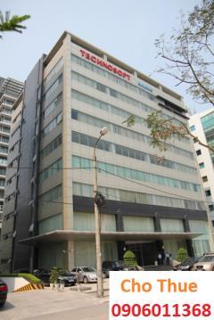 Technosoft building duy tân cho thuê văn phòng